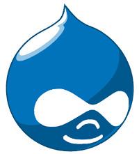 Druplicon - Logo von Drupal